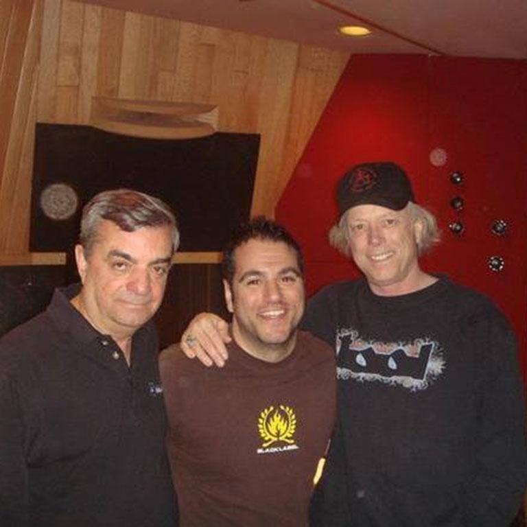 Tony Bongiovi & Ron Saint Germain